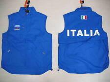 10011 TG M JAKED FIN FEDERAZIONE NUOTO SMANICATO GIACCA BORDO VASCA TOP ITALIA