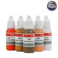 Doreme Microblading SPMU Pigment CORRECTOR  - BLUE/RED/PURPLE - Permanent Makeup