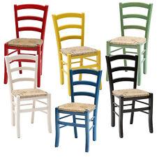 Sedie verdi legno massello | eBay
