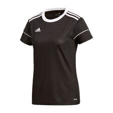 Adidas Squadra 17 Maillot Manches Courtes Femme, Noir