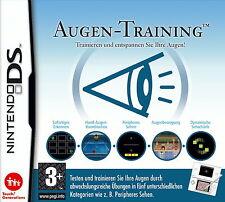 Augen-Training - Nintendo DS - nur Modul