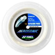 Yonex Aerosonic 0.61mm Badminton Strings 200M Reel