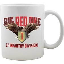 Original 1st Infantry Division Big Red One Mug