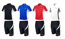 airtracks FUNCIONES laufset: Pantalones Running ajustado corto PRO + Camiseta /