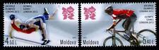Olympische Sommerspiele 2012, London. 2W. Moldawien 2012