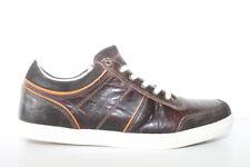 MUSTANG, Herrenschuh, Sneaker, Leder, braun, Gr: 41 - 45