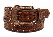 Nocona Western Womens Belt Leather Copper Tan A1523667