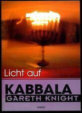 Gareth Knight-Licht auf Kabbala-