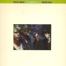 """THE DEL FUEGOS - BOSTON, MASS. SLASH RECORDS 12"""" LP +OIS (L9056)"""