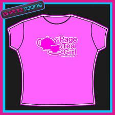 Pagina 3 Tea GIRL Celeb Divertente Slogan T-shirt shaniztoons
