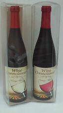 Connoisseur Wine Bottle Corkscrew  Novelty Bottle Shape