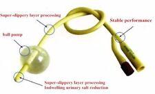 Double Hole Male Urethral Dilator Penis Plug Urethral Sound Catheter Stretching