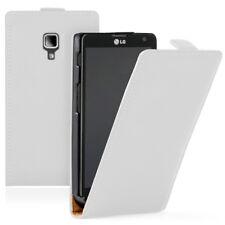 Schutz Hülle für LG Optimus L7 II P710/ L7X P714 Eingabestift Handy Flip Case
