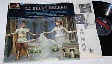 LA BELLE HELENE:LP-1° PRESS 1963 HIS MASTER'S VOICE