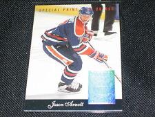 JASON ARNOTT NHL LEGEND LIMITED EDITION VINTAGE HOCKEY INSERT CARD #/20000
