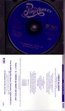 PINMONKEY I drove all Night PROMO DJ CD Single w/LYRICS