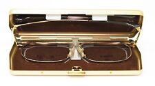 Slimfold premiere SF-5225 spectacles half eye frames of Kanda Optical of Japan