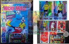 Match Attax 2011/12 Limitierte Auflage Sven Bender /mit Micky Maus / mit Hummels