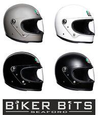 AGV X3000 Modern 2018 rétro Legends BULLITT casque moto