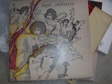 LP ORIETTA BERTI ZINGARI GATEFOLD COVER MARTELLATA + INNER SLEEVE EX++