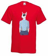 Skinhead Bull Terrier T-shirt livraison gratuite