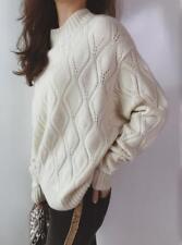2018 Womens  Designer Inspired Luxury Cashmere  Knitwear Jumper Pullover