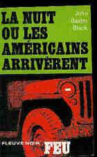 LA NUIT OU LES AMERICAINS ARRIVERENT.Fleuve Noir FEU 55
