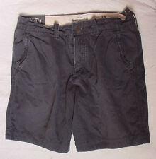 Nuevo con Etiqueta Original Abercrombie Fitch más Corta Shorts de Ajuste