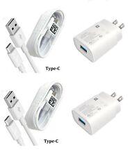 Motorola Moto G6/G7/G6 Plus/G7 Power Wall Car Adapter Type USB-C Charger Kit
