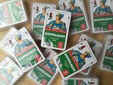 Ab 2,09 € je Spiel - Doppelkopfkarten Deutsches Bild von ASS - Doppelkopf