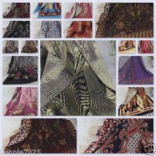 Sale New Printing Long Cashmere Wool Soft Warm Wrap Shawl Scarf Women's Man's