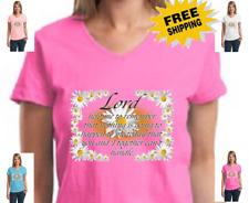 Religious Christian Lord Help Me Cross Jesus Saves God Christ New Womens T Shirt
