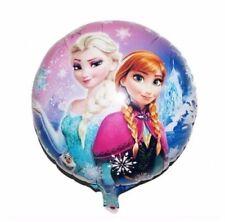Frozen Palloncini Di Compleanno/parte Anna, Elsa, Olaf 18 in (ca. 45.72 cm) Stagnola Elio e Bambola Scelta