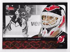 06/07 FLEER NETMINDERS Hockey (#N1-N25) U-Pick from List