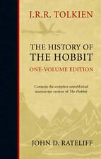 The History of the Hobbit by J. R. R. Tolkien, John Rateliff (Hardback, 2011)