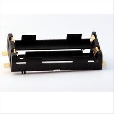 Keystone 18650 Lithium Ionen Batterie Halter 1048, 2 Akkus, vergoldete Kontakte