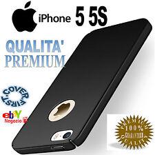 CUSTODIA COVER TPU ULTRA SLIM OPACA per APPLE iPhone 5 5S Qualità PREMIUM
