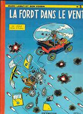 Marc Lebut 5. La Ford T dans le vent.  FRANCIS 1971. TB