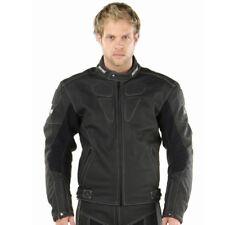 Rayven Nemesis Leather CE Armour Motorcycle Motorbike Jacket Clearance 38 40