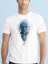 Walker Bianco T-shirt GOT GAME OF THRONES JON SNOW show televisivo T Shirt