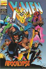 X  MEN  : 21  MARVEL  editions SEMIC,