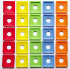 Pfandmarken Wertmarken quadratisch 24 x 24mm Veranstaltung Event Party | WM-L