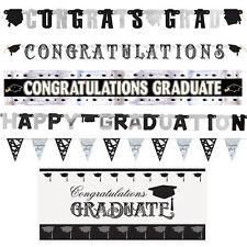 Graduación Pancartas & Guirnalda - METALIZADO, pvc, tarjeta - VARIOS, A ELEGIR
