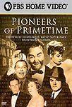 Pioneers of Primetime (DVD, 2005) Brand New PBS Milton Berle Red Skeleton & More