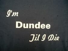 Écossais Dundee T-shirts et sweat shirts Inc 4XL 5XL Personnalisé Cadeau De Noël