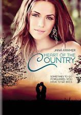 Heart of the Country  Jana Kramer Randy Wayne Shaun Sipos  (DVD, 2013) WS