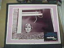 RACHEL, RACHEL, orig LCS (Joanne Woodward)