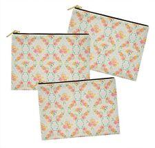 S4Sassy aquarelle lot de 3 sacs à maquillage maquillage-WC-548J
