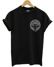 Elephant Head Logo T Shirt Printed Fashion Ganesh Religion Hindu Hipster Grunge