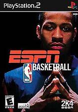 ESPN NBA Basketball (Sony PlayStation 2, 2003) -